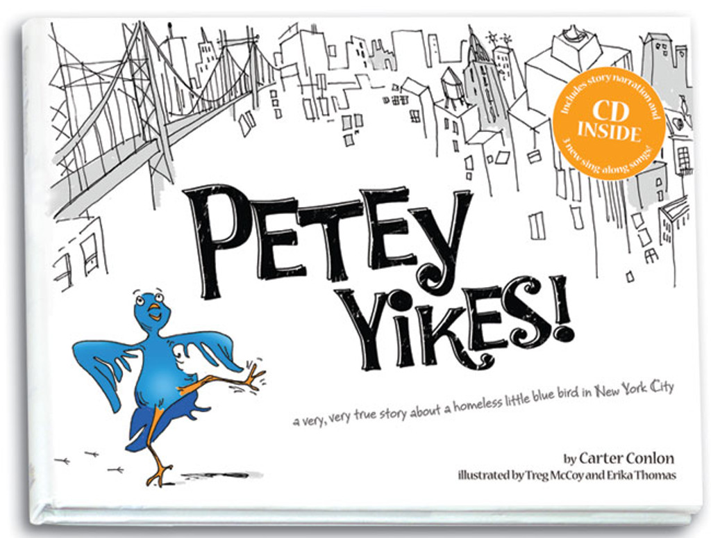 Petey Yikes!