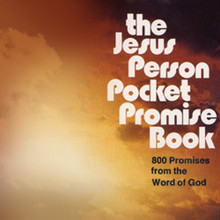 The Jesus Person Pocket Promise Book - 800 Promises from the Word of God