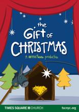 The Gift of Christmas - DVD