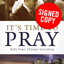 It's Time to Pray (Signed Copy)