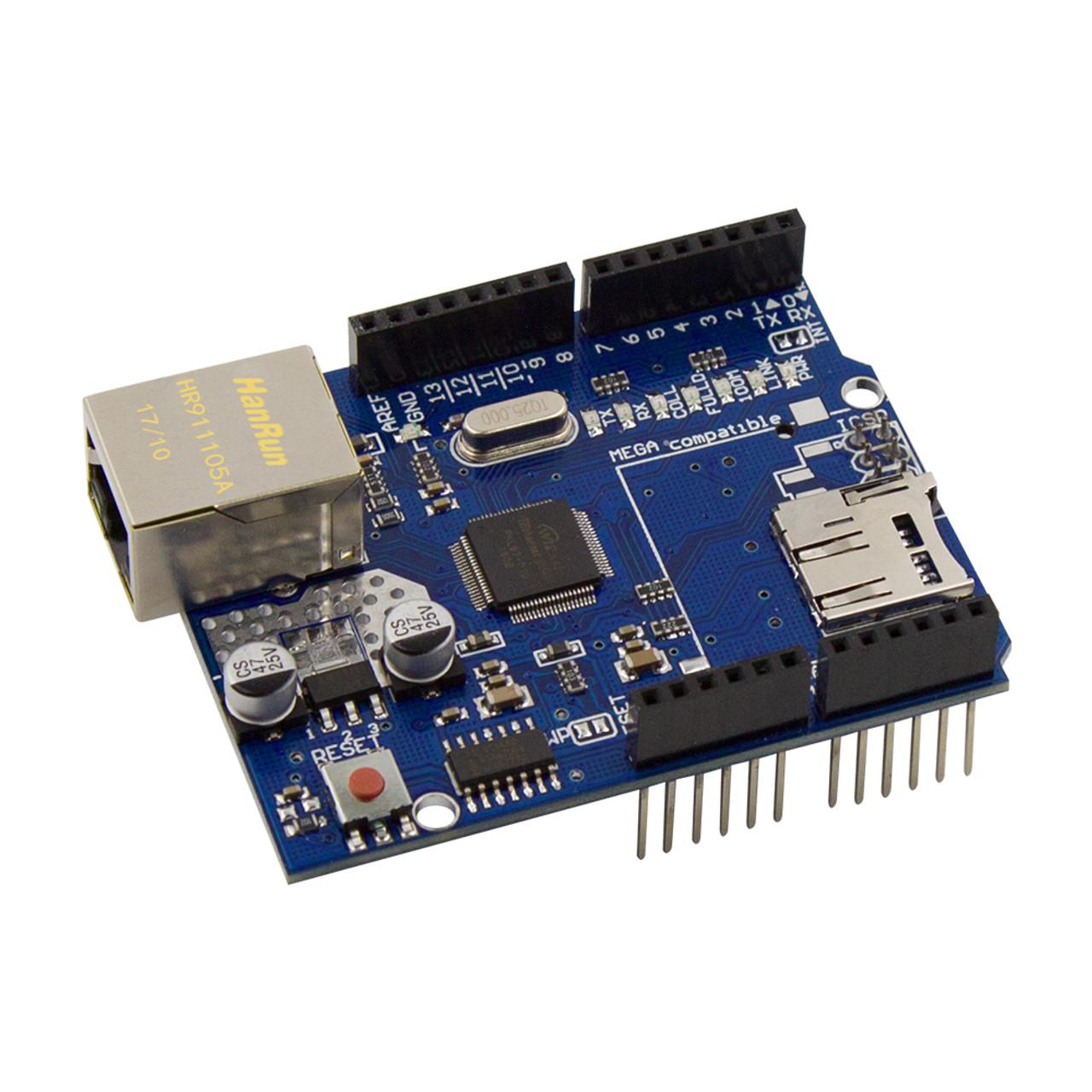 Arduino UNO Compatible Ethernet Shield