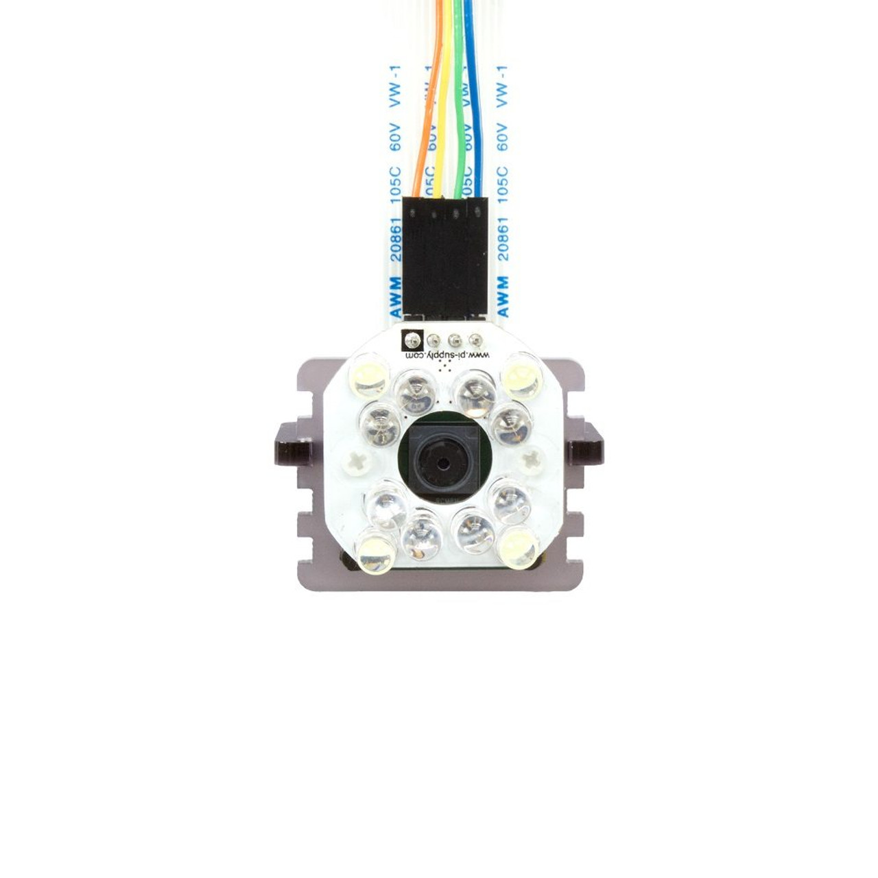 Bright Pi – Bright White and IR Camera Light for Raspberry Pi