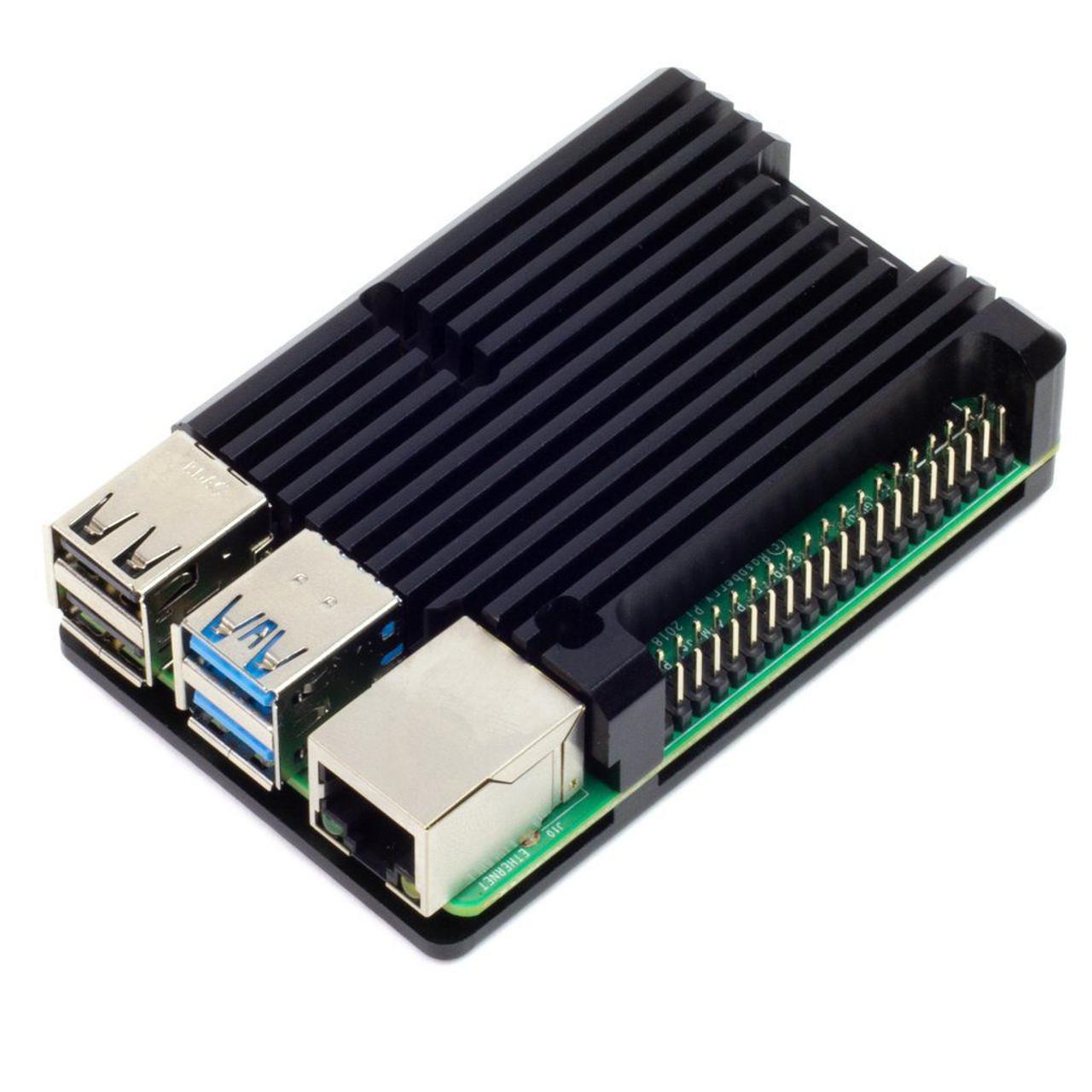 Case Black iphoenix Raspberry Pi 4 B Model B