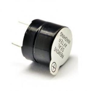Robotics Piezo Active Buzzer 5v 12V DC 12mm Diameter  Continuous Tone Arduino