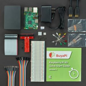 Raspberry Pi 4 Desktop Kit US - PiShop us