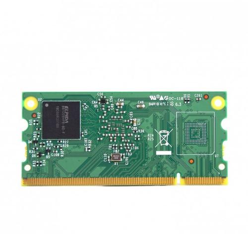 Brilliant Raspberry Pi Compute Module 3 8Gb Pishop Us Wiring 101 Swasaxxcnl