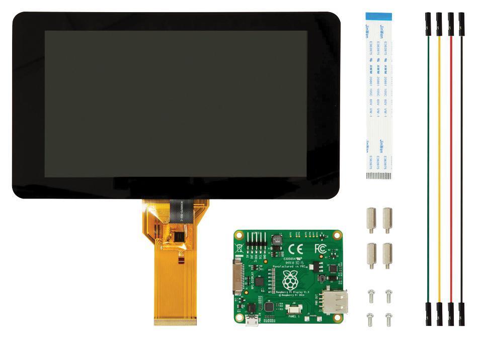 Raspberry Pi Screens & Displays