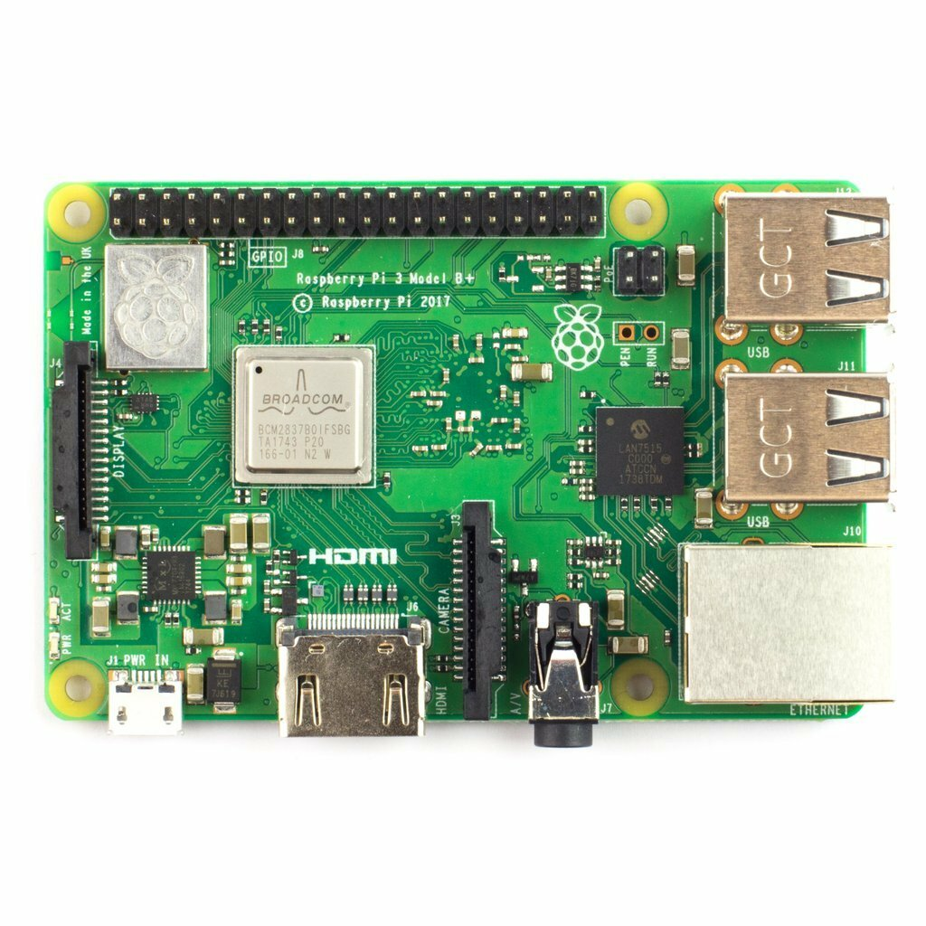 Raspberry Pi in US - Authorized Reseller