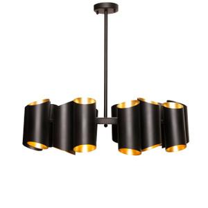 LJ-010 - FLUTE CEILING LAMP