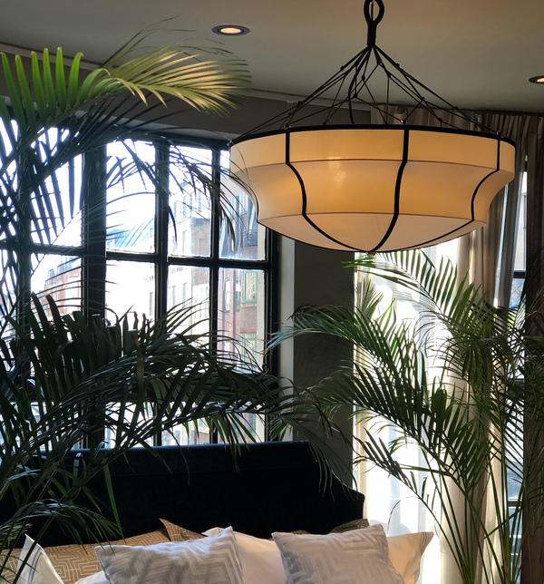 Thank you to all our clients for sharing their pictures with our lamps. Please ask for address of the retailers of our collection in your country or city.