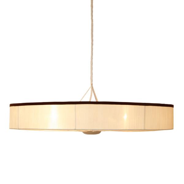 MO-016 - URCHIN Silk Lamp Ø90