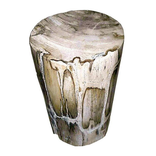 Petrified Wood - Stool - PT-STO-401