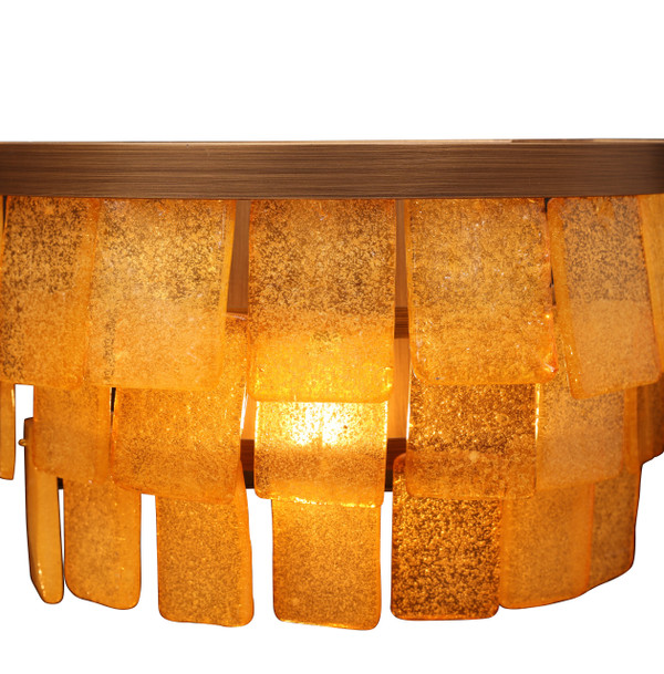 LJ-003 - Glass Ceiling Lamp