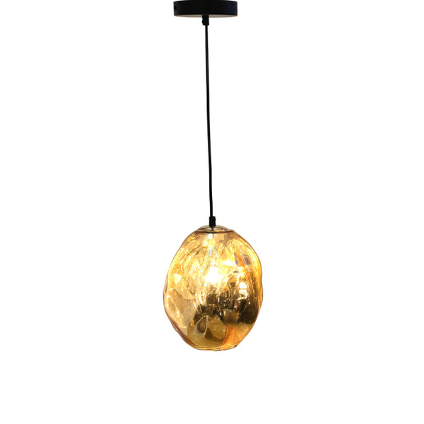 LS-001 - GLOBE GLASS PENDANT