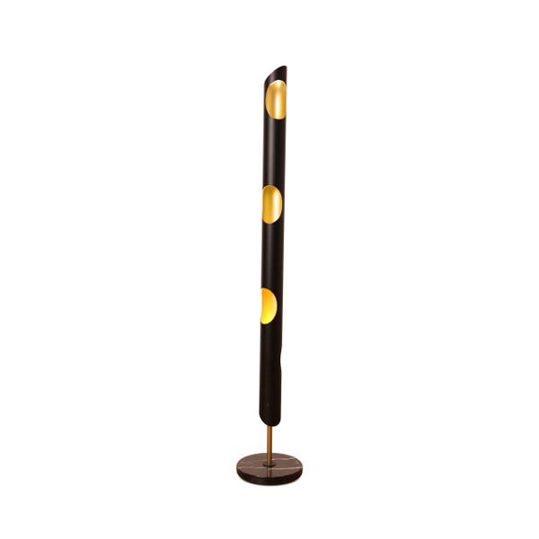 LJ-019 - OPEN FLUTE FLOOR LAMP