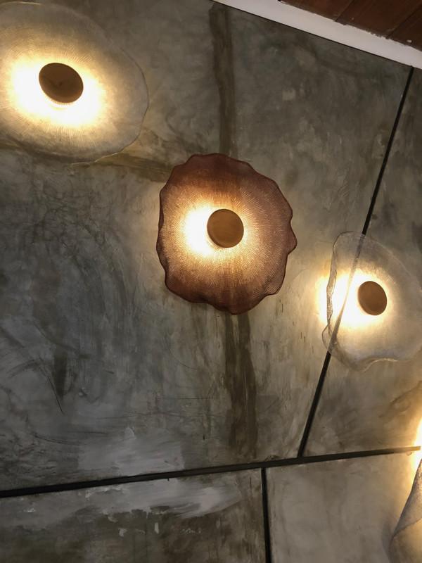 TERATAI Wall Lamp x