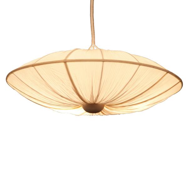 MO-002M -80cm - ARCHE Silk Ceiling Lamp - Medium