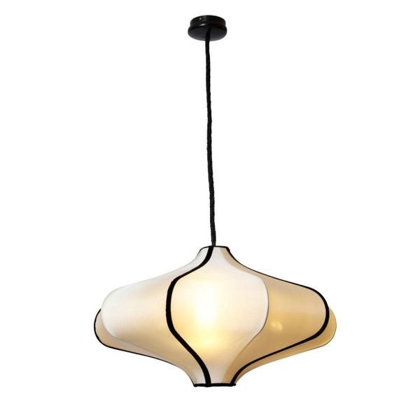 LEA Ceiling Lamp - Grey - Medium Size