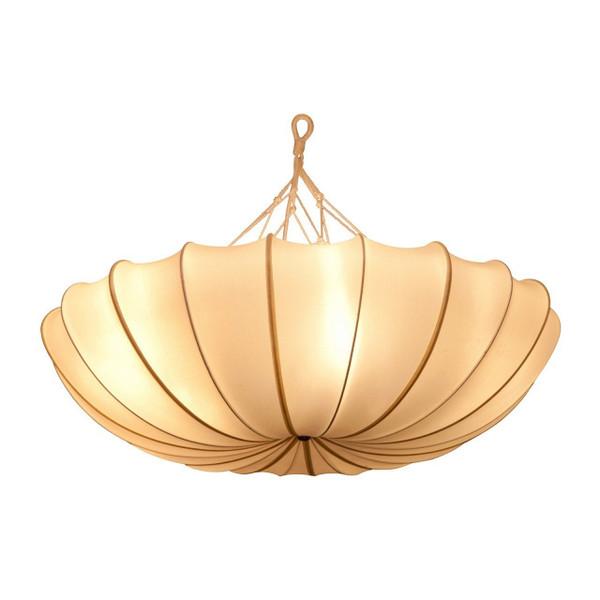 BENITIER Ceiling Lamp - White warm bulbs