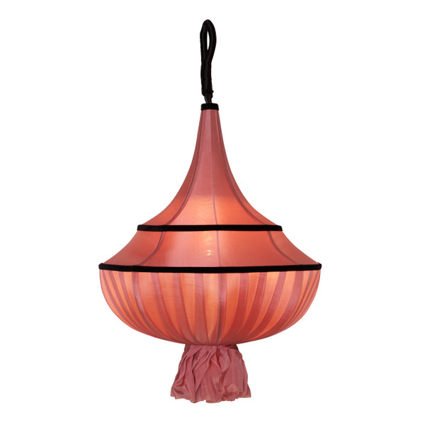 PINK/ WHEN LAMP IS SWITCH ON