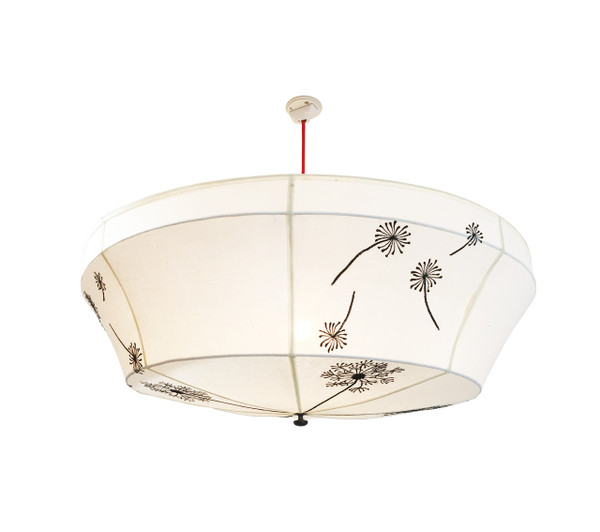 MO-011 - MARTA Linen Ceiling Lamp SHADE