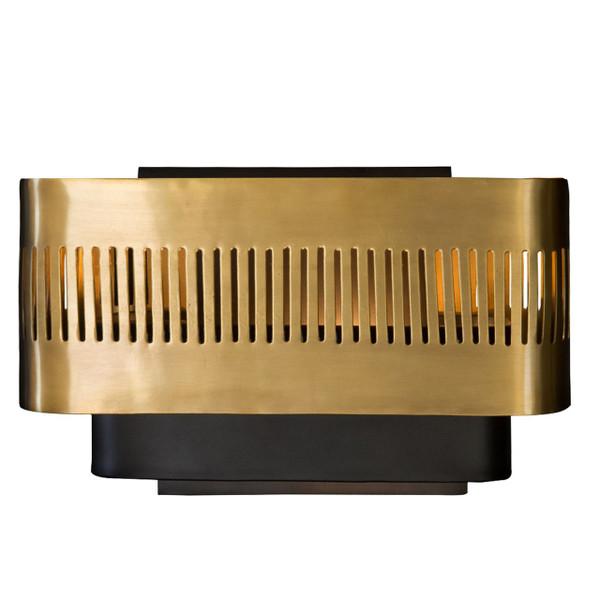 GA-001 TARYA WALL LAMP Antique Brass - DAMAGED - DA-332