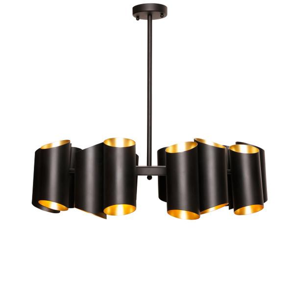 LJ-010 Flute ceiling Lamp