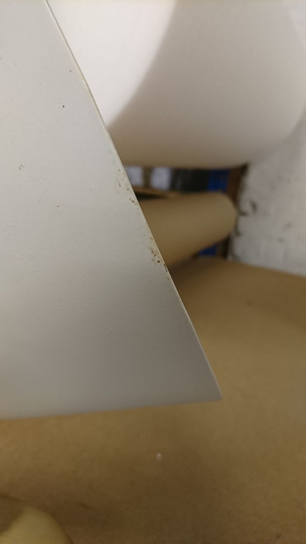 GC-017 - DAMAGED - PEGGY WALL UP AND DOWN - White - DA-086