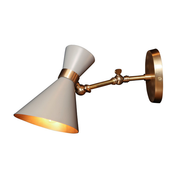 This picture is not the picture of the damaged lamp, but just for show you the shape