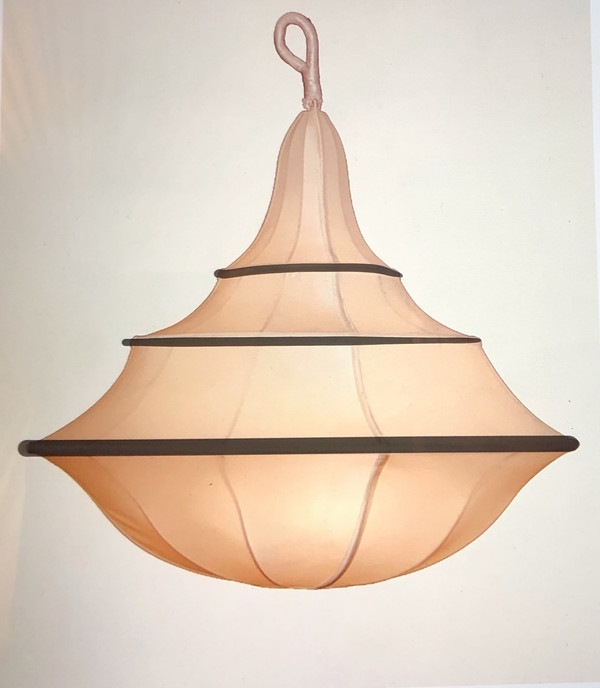 This is not the picture of the damaged lamp but a new one to show you its shape.