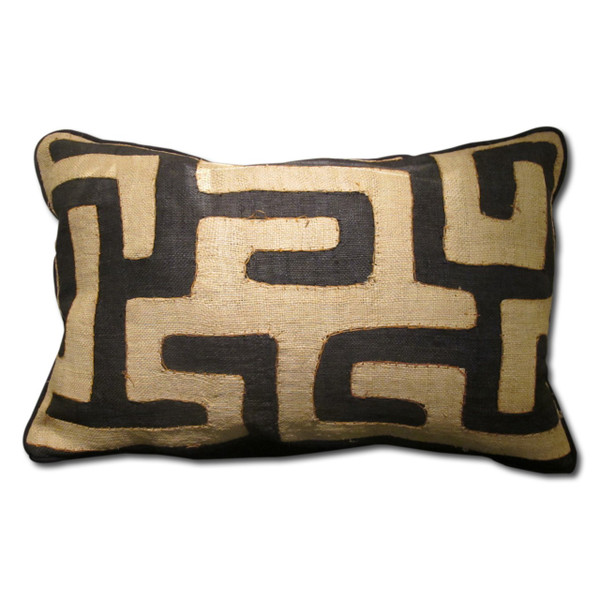 KUBA TEXTILE CUSHION Small - Rectangle