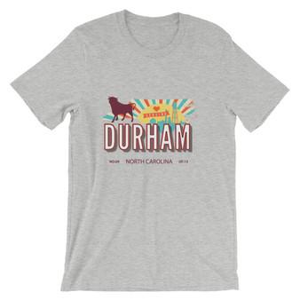 Bull City Durham Unisex T-Shirt