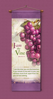 I am the Vine; You are the Branches Banner