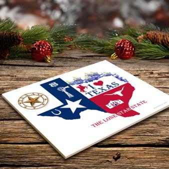 Texas Ceramic Trivet