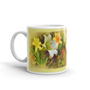 Happy Mother's Day with White Lilies Mug