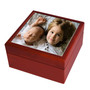 Personalize Your Keepsake Box with a Photo