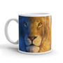 The Righteous are as Bold as a Lion Mug