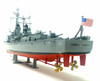 USS Forrest Sherman Destroyer Plastic Model Kit 1/320