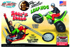 Tom Daniel Leap Hog ATV Roar'N Peace Motorcycle Snap Model kits