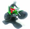 Tom Daniel Leap Hog Snap Together ATV model