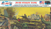 Russian JS-III Stalin Tank 1/48 Plastic Model Kit