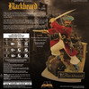 Blackbeard the Bloodthirsty Pirate 1/10 Plastic Model Kit