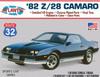 1/32 82 Camaro Z-28 Model Kit