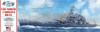 PREORDER USS North Carolina BB-55 The Showboat Battleship