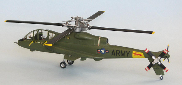 AH-56A Cheyenne 1/72 Plastic Model Kit