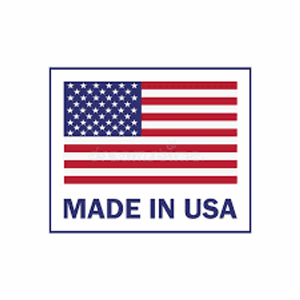 This product is proudly made in the USA