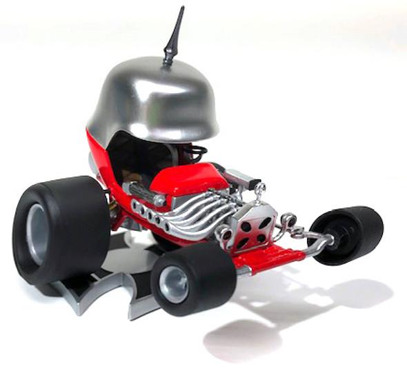 Tom Daniel Lil Red Baron Show Rod Snap Plastic model kit 1/32