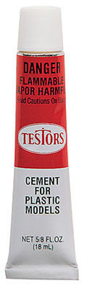 Plastic Model Kit Glue Testors