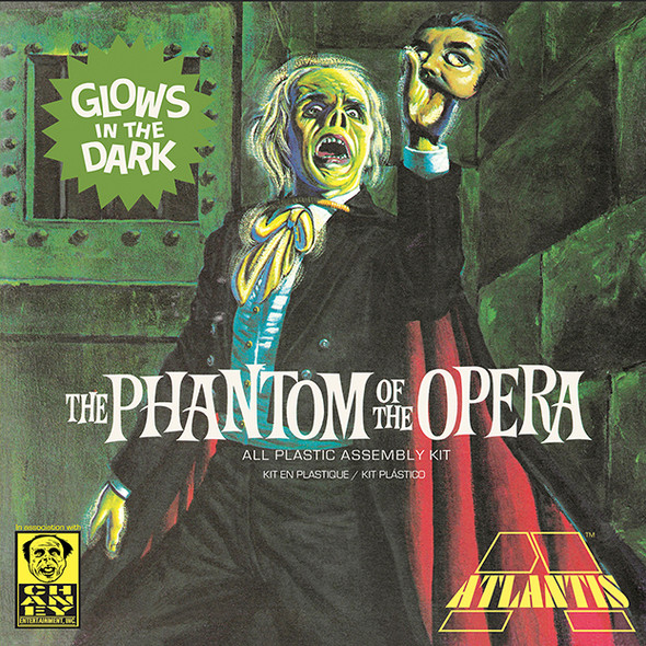PREORDER Phantom of the Opera Glow in the Dark Edition 1/8