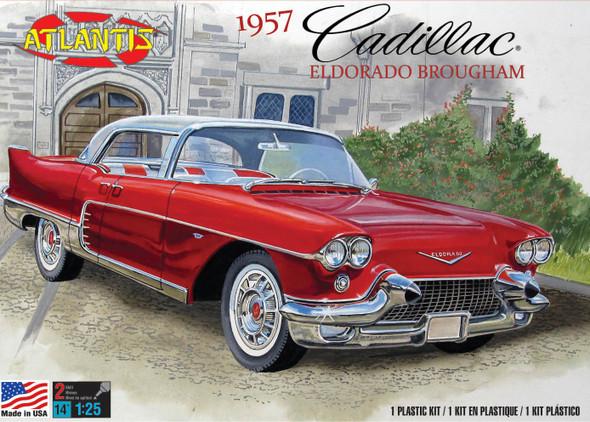 1/25 1957 Cadillac Eldorado Brougham Model Kit